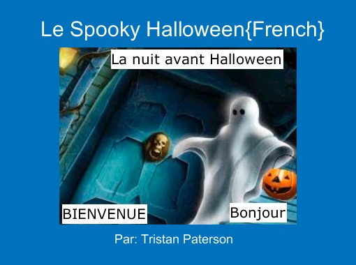 Le Spooky Halloween{French}\
