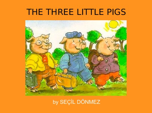 THE THREE LITTLE PIGS  Free Books  Childrens Stories Online