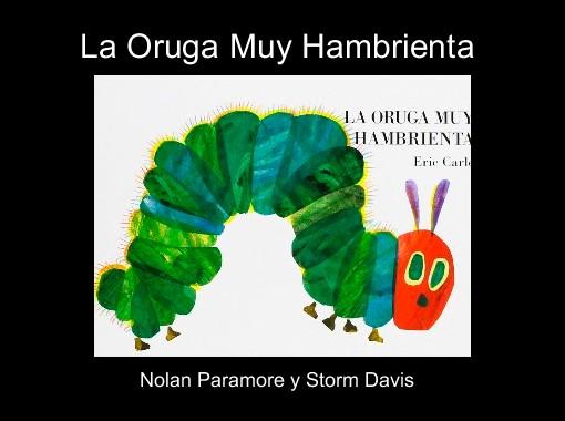 Image result for la oruga muy hambrienta