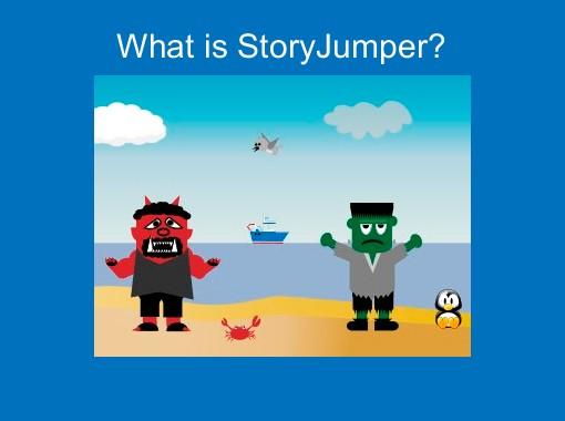 what is storyjumper free books children s stories online