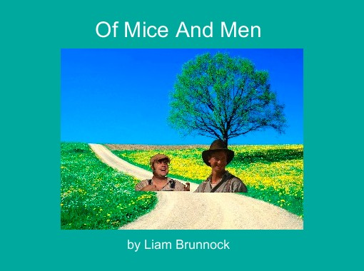 of mice and men book report Moving depression-era story of friendship, loneliness, fate read common sense media's of mice and men review, age rating, and parents guide.