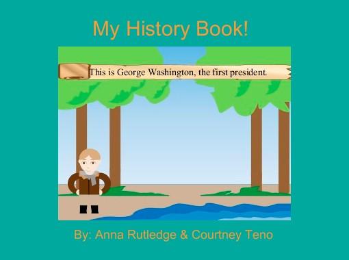 My History Book!