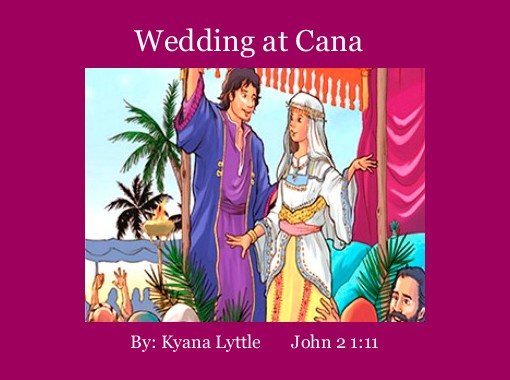 Quot Wedding At Cana Quot Free Books Amp Children S Stories Online