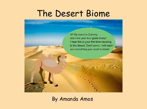 where can you find a desert biome