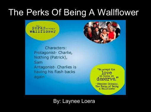 perks of being a wallflower free online book