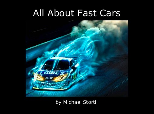 All About Fast Cars Free Books Childrens Stories Online - Fast car photo