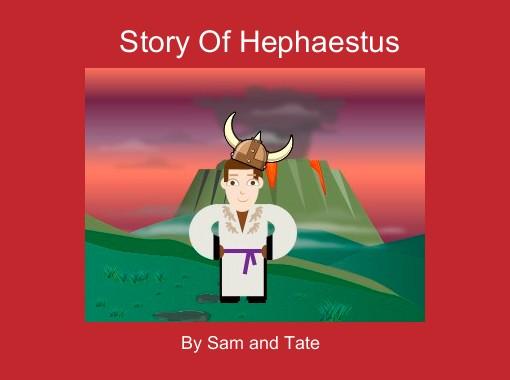 the story of hephaestus