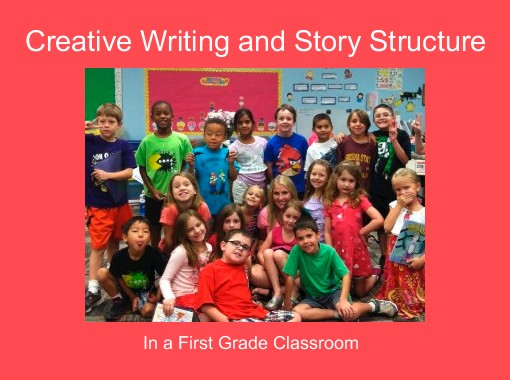 how to structure creative writing