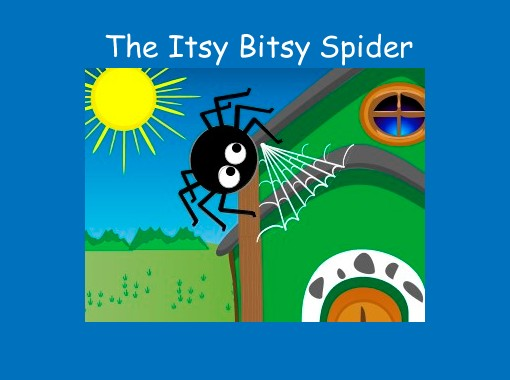 """The Itsy Bitsy Spider"" - Free Books & Children's Stories ..."