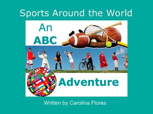sports around the world free books children s stories online