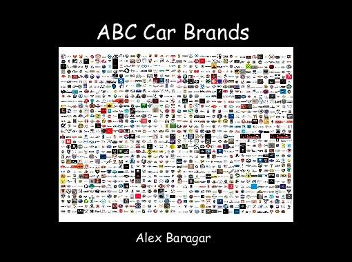 All Car Brands >> Abc Car Brands Free Books Children S Stories Online