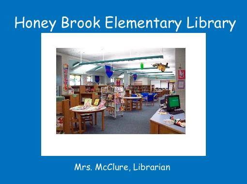 "Honey Brook Library ""Honey Broo..."