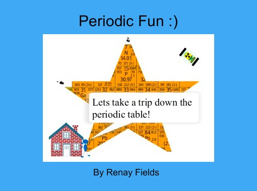Periodic Fun Free Books Childrens Stories Online Storyjumper