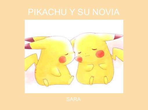 Pikachu Y Su Novia Free Books Children S Stories Online