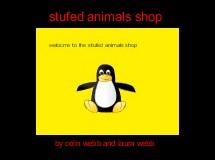 stufed animals shop