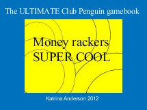 The ULTIMATE Club Penguin gamebook