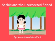 Sophia and the Unexpected Friend