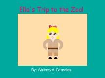 Ella's Trip to the Zoo!