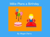 Millie Plans a Birthday