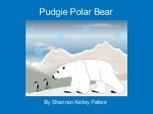 Pudgie Polar Bear