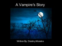 A Vampire's Story