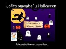 Lolita omombe´u Halloween