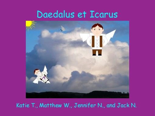 daedalus and icarus story pdf
