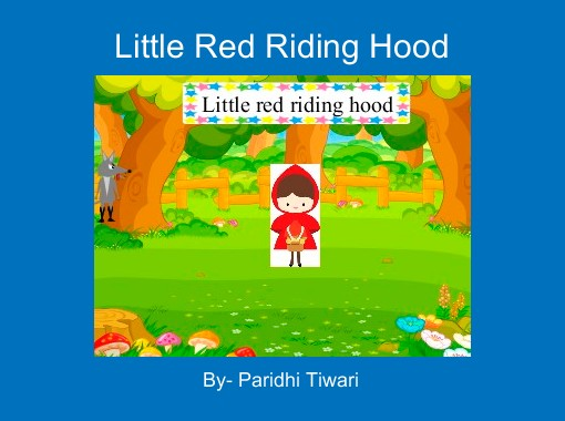 little red riding hood online pdf
