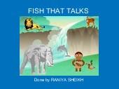 FISH THAT TALKS
