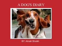 A DOG'S DIARY