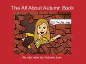 The All About Autumn Book