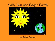 Sally Sun and Edgar Earth