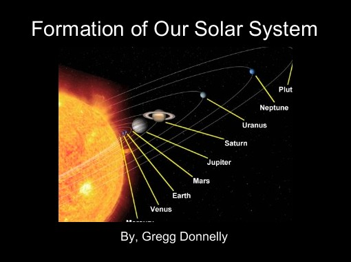 of our solar system formation theories - photo #10