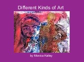 Different Kinds of Art