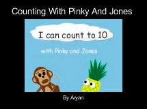 Counting With Pinky And Jones