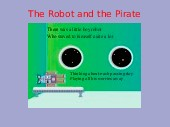 The Robot and the Pirate