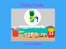 Funny Foods