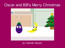 Oscar and BB's Merry Christmas