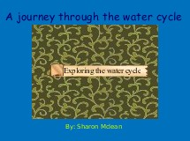 A journey through the water cycle
