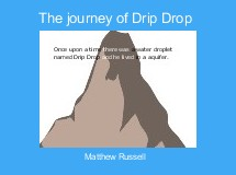 The journey of Drip Drop