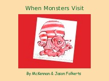 When Monsters Visit