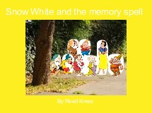 Snow White and the memory spell