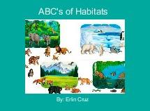 ABC's of Habitats