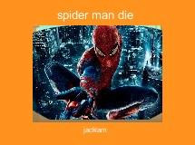 spider man die