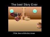 The best Story Ever