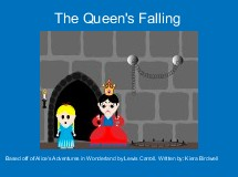 The Queen's Falling