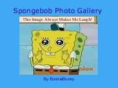 Spongebob Photo Gallery