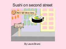 Sushi on second street
