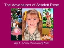 The Adventures of Scarlett Rose