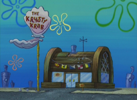 The Krusty Krab Presents Free Books Childrens Stories Online